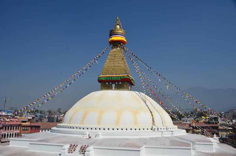 Budhanath Stupa